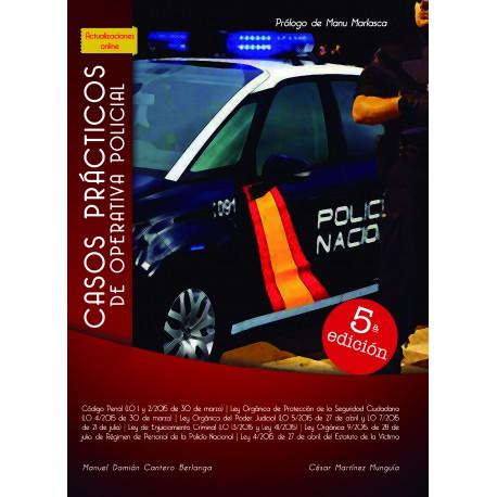 Casos prácticos de operativa policial
